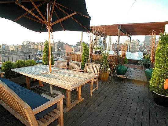 Ochs design for Roof terrace definition